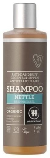 Urtekram Kopřivový šampon proti lupům BIO 250 ml