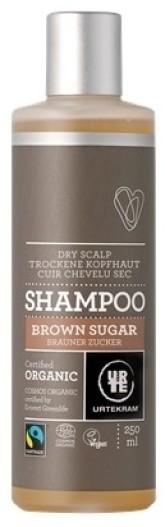 Urtekram Šampon s hnědým cukrem 250 ml