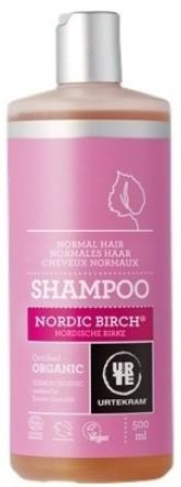 Urtekram Šampon pro normální až mastné vlasy - severská bříza BIO 500 ml