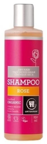 Urtekram Růžový šampon pro suché vlasy BIO 250 ml