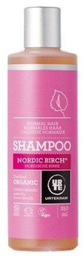 Urtekram Šampon pro normální až mastné vlasy - severská bříza BIO 250 ml