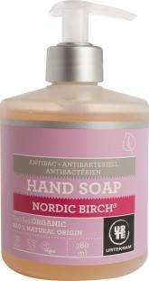 Urtekram Antibakteriální tekuté mýdlo na ruce - severská bříza BIO
