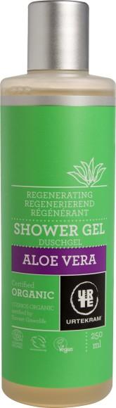 Urtekram Regenerační sprchový gel s aloe vera BIO 250 ml