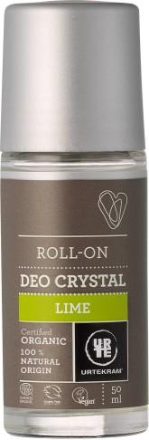 Urtekram BIO Deodorant roll-on s limetkou