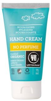 Urtekram Vyživující krém na ruce bez parfemace BIO 75 ml