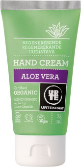 Urtekram Regenerační krém na ruce s aloe vera BIO 75 ml