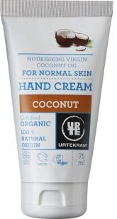 Urtekram Vyživující krém na ruce s panenským kokosovým olejem BIO 75 ml