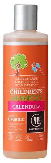 Urtekram Jemný dětský šampon s měsíčkem BIO