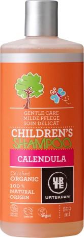 Urtekram Jemný dětský šampon s měsíčkem BIO 500 ml