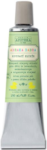 Havlíkova přírodní apotéka Abraka Dabra, koupací olejový elixír 150 ml