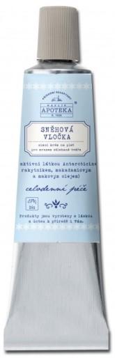 Havlíkova přírodní apotéka Sněhová vločka, zimní krém na tvář 30 ml