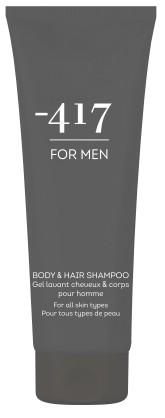 Minus 417 Šampon na tělo a vlasy pro muže