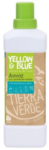 Yellow&Blue Aviváž s vůní levandule