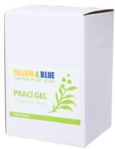 Yellow&Blue Prací gel z mýdlových ořechů bez vůně (bag-in-box 5 l)
