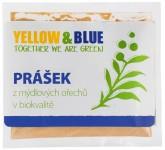 Yellow&Blue Prášek z mýdlových ořechů v biokvalitě (sáček 100 g)