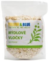 Yellow&Blue Mýdlové vločky ze žlučového mýdla (zip sáček 400 g)