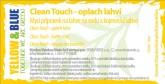 Yellow&Blue Clean touch - oplach lahví na vodu VZOREK
