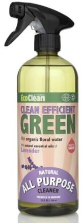 Eco Clean Univerzální čisticí prostředek s vůní Levandule (s rozprašovačem)