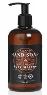 Eco Clean Tekuté mýdlo na ruce bio s vůní Pomeranč