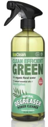 Eco Clean Intenzivní čisticí prostředek a odmašťovač s vůní Eukalyptus (s rozprašovačem)