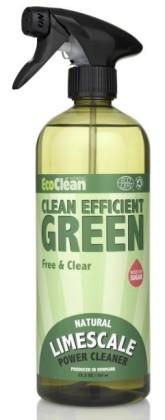 Eco Clean intenzivní čisticí prostředek a odstraňovač vodního kamene - Bez vůně