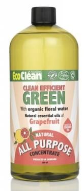 Eco Clean Univerzální čisticí prostředek - koncentrát s vůní Grapefruit
