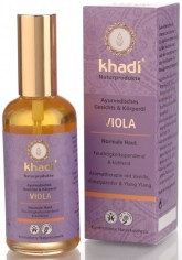 Khadi pleťový a tělový olej FIALKA na normální pleť