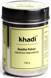 Khadi prášek REETHA – jemný šampón z mýdlových ořechů
