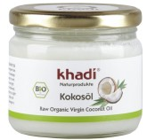 Khadi panenský kokosový olej RAW BIO