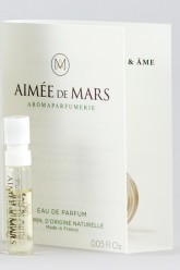Aimée de Mars Bois 21, přírodní parfém unisex 1 ml VZOREK