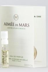 Aimée de Mars Lily Ambre, přírodní parfém 1 ml VZOREK