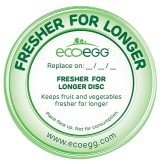 Ecoegg Disky pro uchování čerstvosti potravin 1 ks