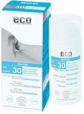 Eco Cosmetics Opalovací krém Neutral bez parfemace SPF 30 BIO