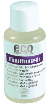 Eco Cosmetics Ústní voda s černuchou BIO