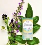Biorythme 100% přírodní deodorant Pačuli, máta, rozmarýn (malý)