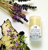 Biorythme 100% přírodní deodorant Levandulové pole (velký)