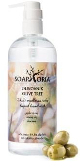 Soaphoria Olivovník, organické tekuté mýdlo na ruce