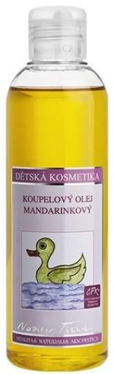 Nobilis Tilia Dětský koupelový olej mandarinkový