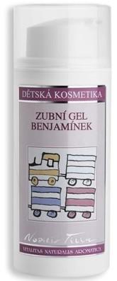 Nobilis Tilia Dětský zubní gel Benjamínek