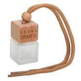 Aromadifuzér do auta - lahvička s dřevem na zavěšení