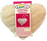 LoofCo Přírodní houba na tělo Srdce