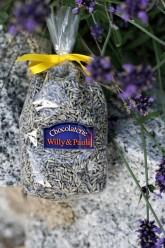 Chocolaterie Willy a Pauli BIO Levandule sušená z české rodinné farmy