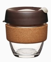 KeepCup Brew Cork ALMOND hrnek S