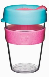 KeepCup Clear Edition RADIANT hrnek M