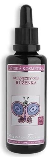 Nobilis Tilia Masážní olej Růženka