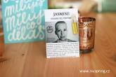 Fresha JASMINE, přírodní olejový parfém VZOREK