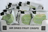 Perry Court Farm Ovocné chipsy - jablkové chipsy kyselé