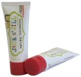 Jack N' Jill Dětská přírodní měsíčková zubní pasta - jahoda