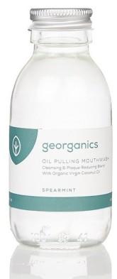 Georganics Ústní voda na olejové bázi - Spearmint (máta)