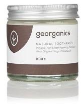 Georganics Zubní pasta plná minerálů - Pure Coconut (Čistý kokosový ořech)